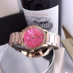 Đồng hồ nữ dây inox thời trang