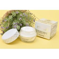 Kem dưỡng 3W Clinic Collagen Whitening Cream