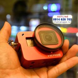 Khung nhôm Aluminum bảo vệ cho GoPro 6 , 5 Black