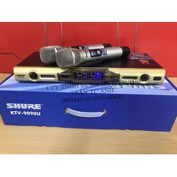 Micro không dây SHURE KTV 9090U