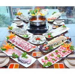 Ăn thả ga Buffet lẩu tại Nhà hàng Buffet BBQ  Hot Pot Hong Kong New  The Artemis Trường Chinh
