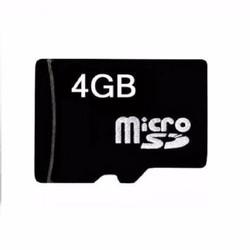 Thẻ nhớ Micro SD 4G bảo hành 1 năm