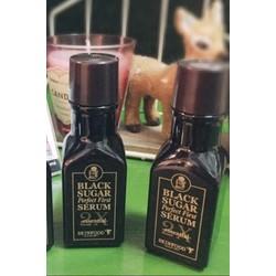 Tinh chất dưỡng da đường đen skinfood black sugar serum 2X - Hàn Quốc