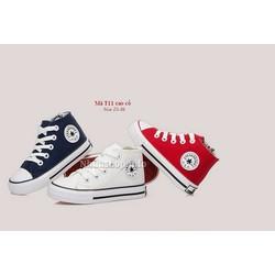 Giày Cao Cổ Cho Bé Trai Và Bé Gái T11