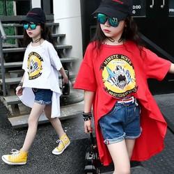 Áo thời trang bé gái 6-12 tuổi MS19