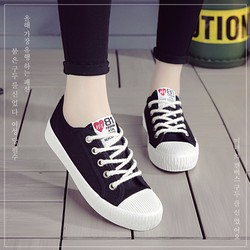 Giày thể thao nữ cột dây hàng nhập - LN1300