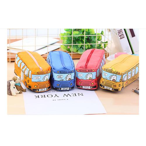 Bóp đựng bút viết hình xe bus - 11040115 , 6434585 , 15_6434585 , 60000 , Bop-dung-but-viet-hinh-xe-bus-15_6434585 , sendo.vn , Bóp đựng bút viết hình xe bus