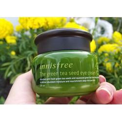 KEM DƯỠNG MẮT INNIS.FREE THE GREEN TEA SEED EYE CREAM