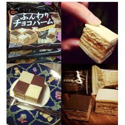 Bánh Bourbon Tiramisu Nhật