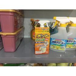Hộp 3 gói khử cặn bình đun nước Kokubo - Nhật bản