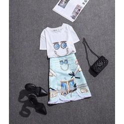 Váy áo thời trang