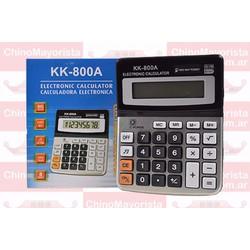 FREE SHIP ĐƠN 150k - Máy tính bỏ túi Electronnic KK-800A