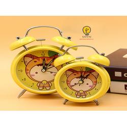 Đồng hồ báo thức hai tai