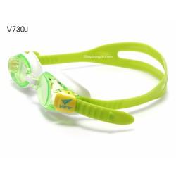 Kính bơi View Nhật trẻ em V730J màu xanh chuối 2 đến 8 tuổi
