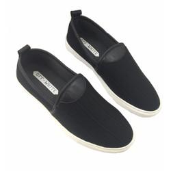 Giày lười vải cao cấp trẻ trung năng động AD0817D