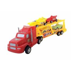 Xe mô hình container