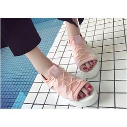 Giày sandal bánh mì cá tính S081H