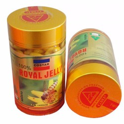 Sữa ong chúa Úc Costar Royal Jelly 1450mg - Hộp 365 viên