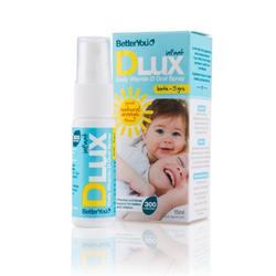 Ddlux bổ sung vitamin D cho bé