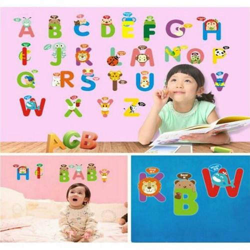 Decal dán tường chữ cái cho bé yêu - 7695242 , 6441580 , 15_6441580 , 45000 , Decal-dan-tuong-chu-cai-cho-be-yeu-15_6441580 , sendo.vn , Decal dán tường chữ cái cho bé yêu
