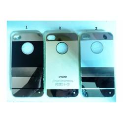 Ốp lưng iPhone 4-4s dẻo Kiểu