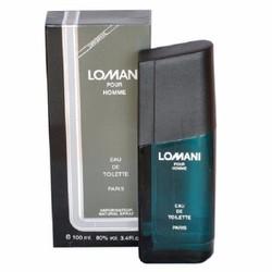 Nước Hoa Nam Lomani Pour Homme - Eau De Toilette 100ml