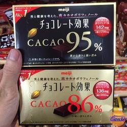 Meiji Cacao 95