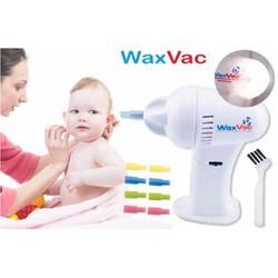 Máy hút ráy tai WAX VAC