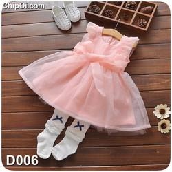 Váy đầm công chúa cho bé gái xinh đẹp giá rẻ
