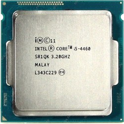 Intel Core  i5 4460 3.2 GHz  6MB , HD 4600 Graphics , Socket 1150