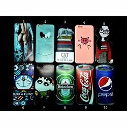 Ốp lưng iPhone 4-4s dẻo hình Độc - Đẹp - Lạ