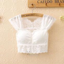 Áo Ren Nữ Cúp Ngực Lót Trong Sành Điệu