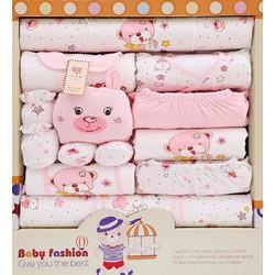 [Khuyến mãi]Set Quà Tặng quần áo sơ sinh tặng kèm gói lõm cho bé