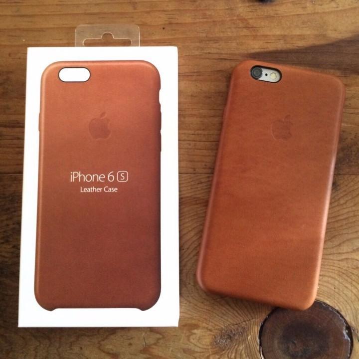 Ốp lưng iPhone 6-6s dẻo hiệu Leather Case 3