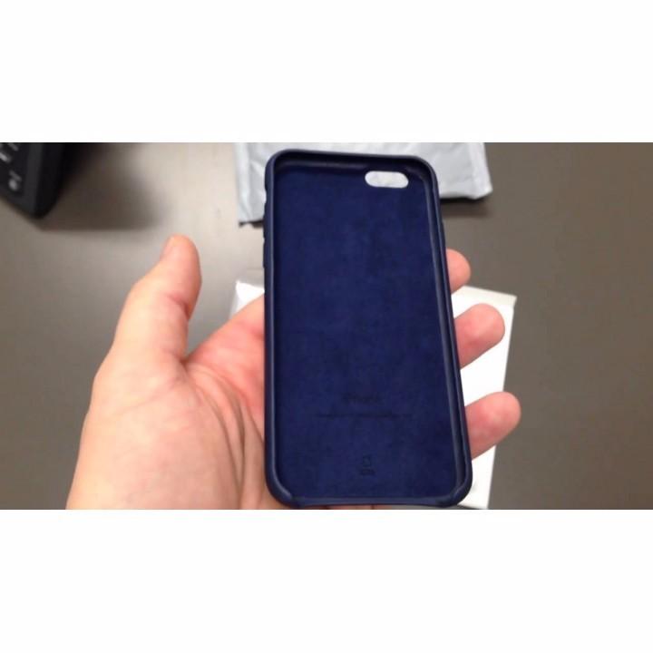 Ốp lưng iPhone 6-6s dẻo hiệu Leather Case 2