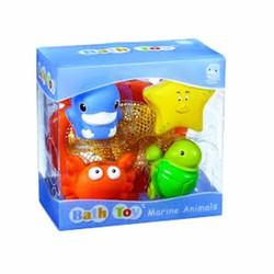 Bộ đồ chơi tắm hình thú Kuku KU1074