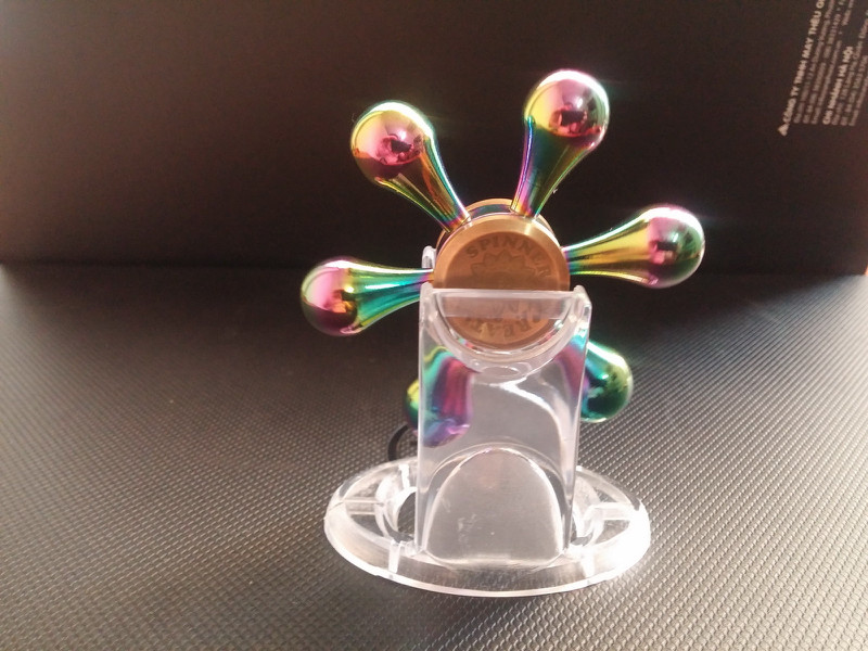 Spinner 6 Cánh Bi Inox 7