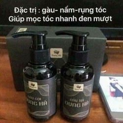 Cặp gội - xả Dung Hà