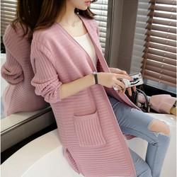 áo khoác len cardigan  cao cấp phong cách Hàn Quốc-  hàng order