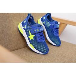 giày cho bé - giày lưới thoáng mát - giày sneaker cho bé