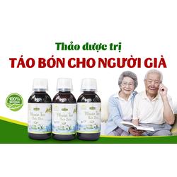 Nhuận Táo Bảo Liên - Thảo dược trị tận gốc Táo bón cho người già