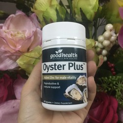 Tinh chất hàu Oyster Plus 60 viên