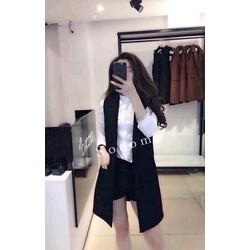 set vest quần short cao cấp