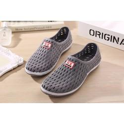 Giày đi mưa mùa hè nam nữ phong cách cá tính GDM5