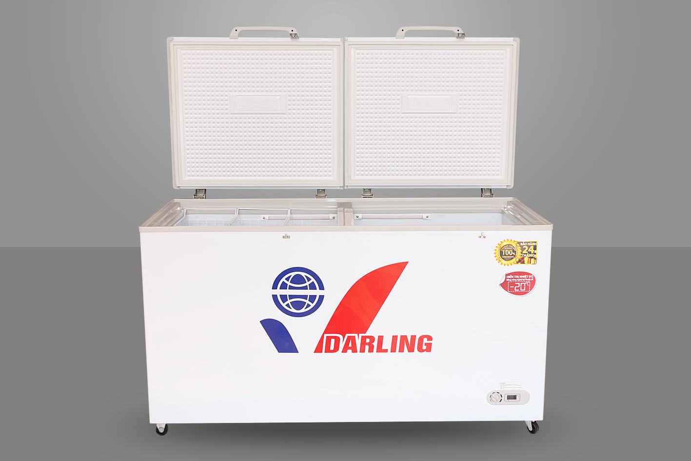 Tủ đông DARLING DMF-6899WX 500 lít