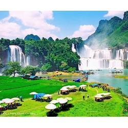 Tour Hà Nội  Hồ Ba Bể  Thác Bản Giốc  Động Ngườm Ngao  Suối Lê Nin 3N2Đ