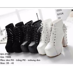 giày cao gót hàng nhập Quảng Châu 10 ngày về