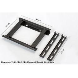Khung treo Tivi LCD - LED - Plasma cố định từ 26 - 40 inch