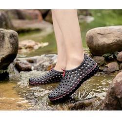 Giày đi mưa mùa hè nam nữ phong cách cá tính GDM4