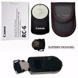 Remote hồng ngoại Canon RC-6